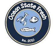 OCEAN STATE FRESH Logo