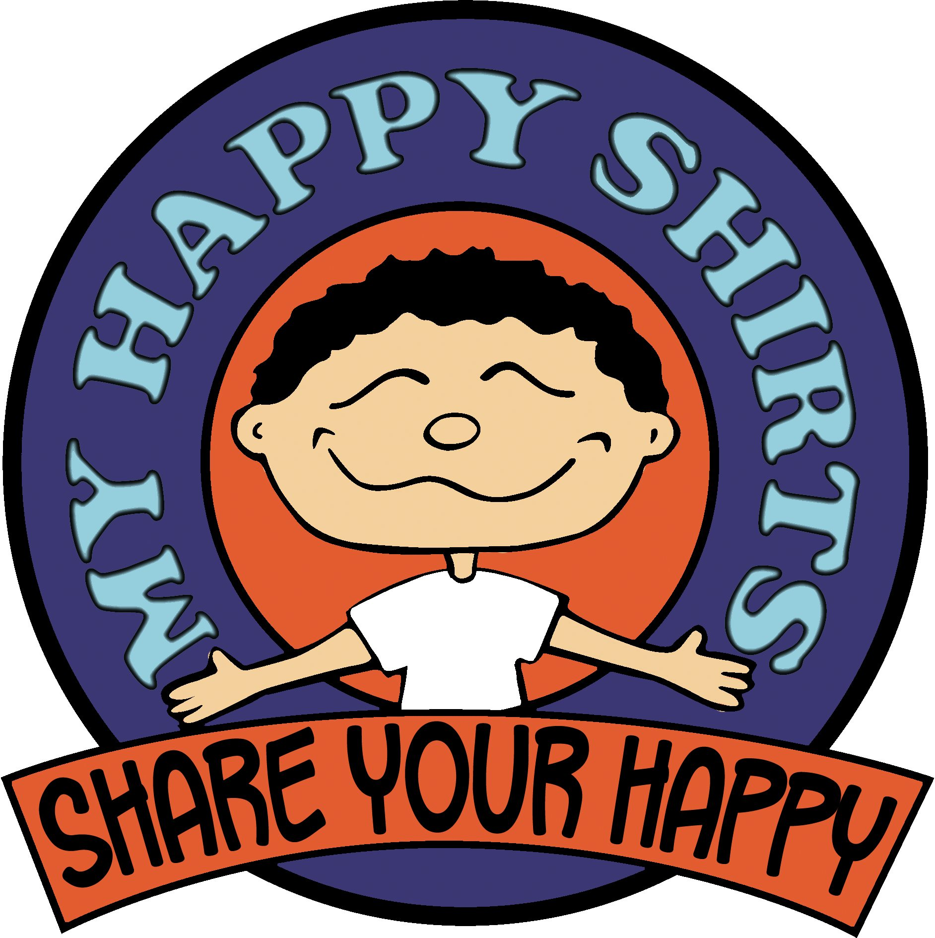 My Happy Shirts Logo