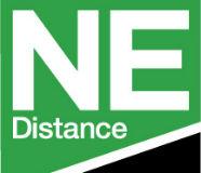 NE DISTANCE Logo