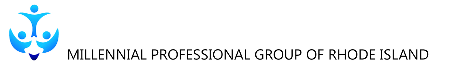 Millennial Professional Group of Rhode Island (MPGRI) logo