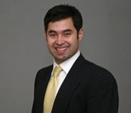 Hamzah Ansari Headshot