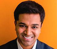 Rajiv Kumar Headshot