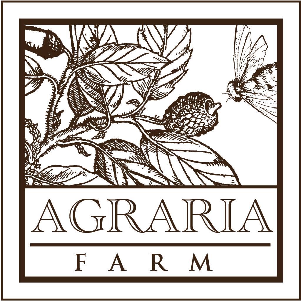 Agraria Farm & Edibles Logo