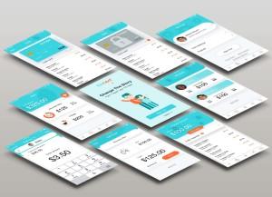 A sneak peak of the Finnest App