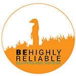 Be Highly Reliable Logo