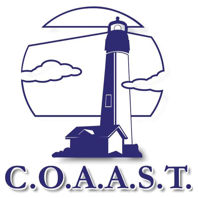 Creating Outreach About Addiction Support Together – COAAST Logo