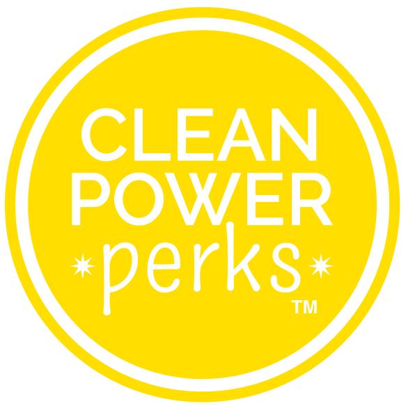 CleanPowerPerks Logo