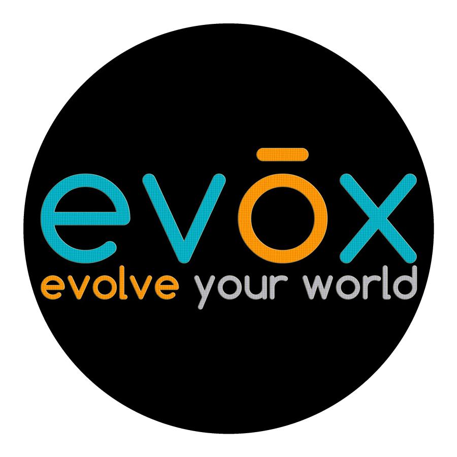 evox Television Logo