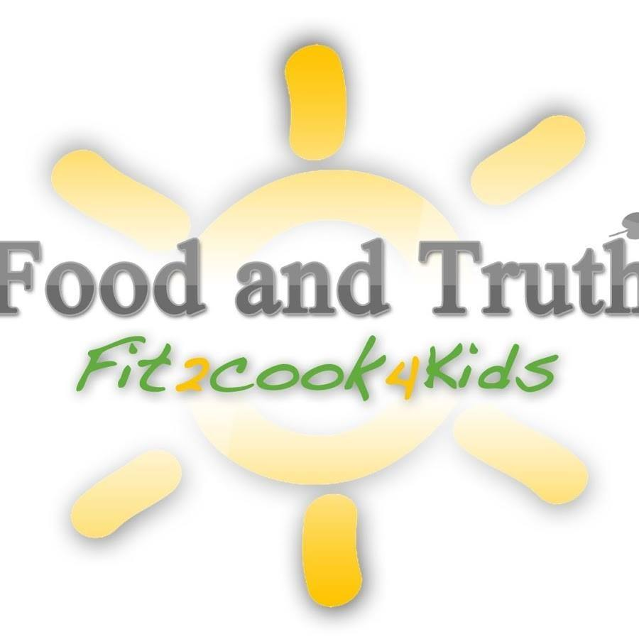 Fit2Cook4Kids Logo