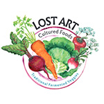Lost Art Cultured Foods Logo