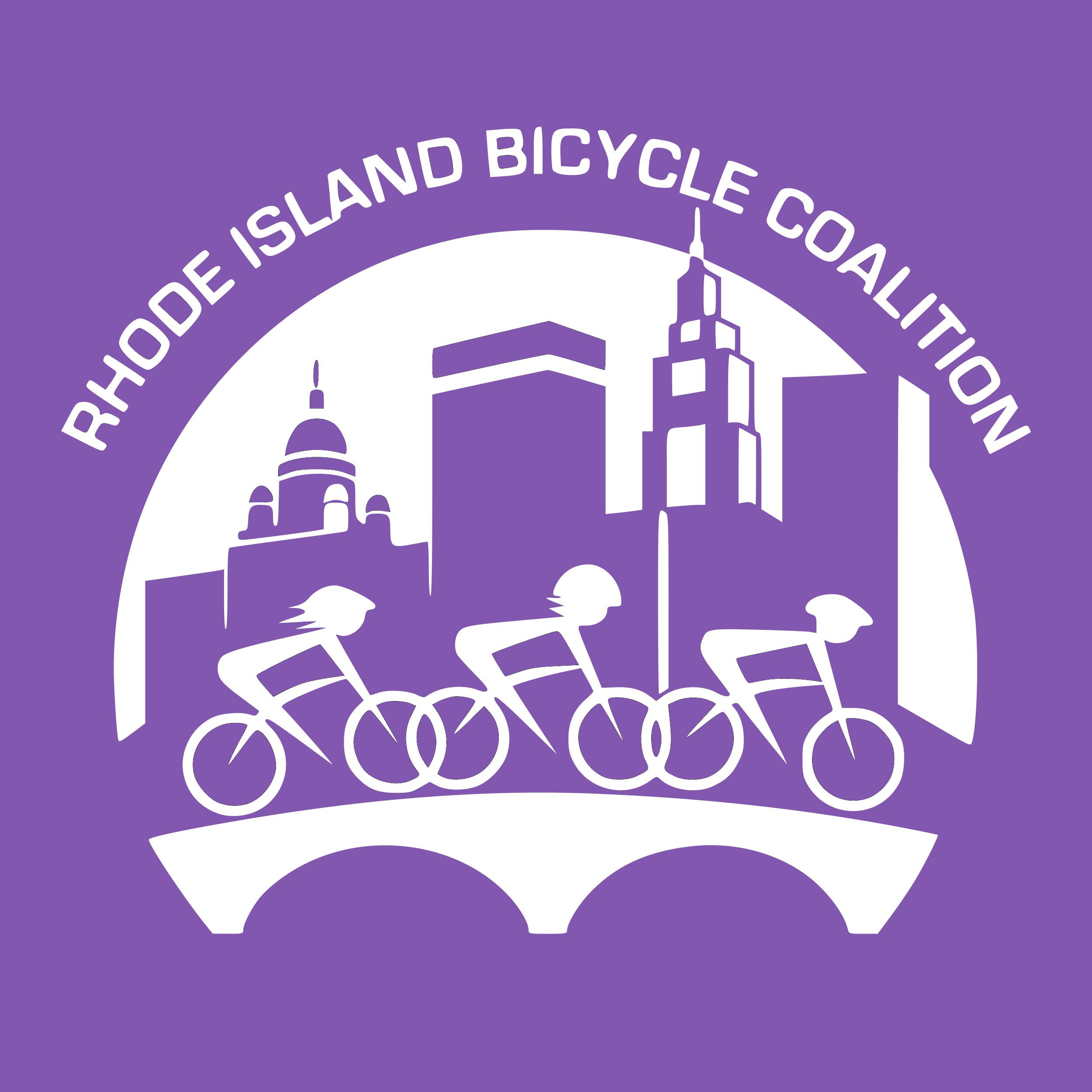 Rhode Island Bicycle Coalition Logo