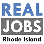 DLT Real Jobs Rhode Island Initiative Logo