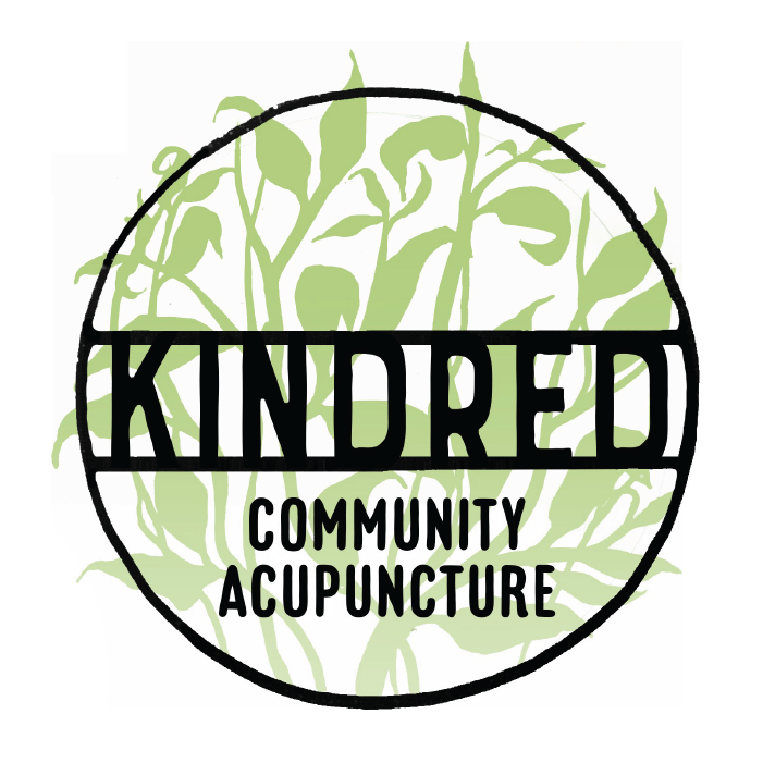 Kindred Community Acupuncture Logo