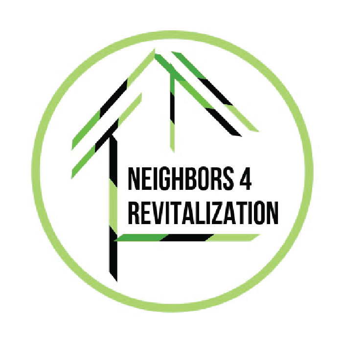 Neighbors 4 Revitalization (N4R) Logo