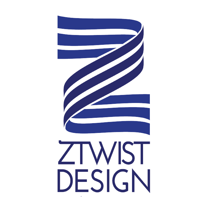 Z Twist Design Logo