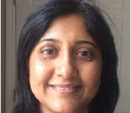 Rashmi Deshpande Headshot