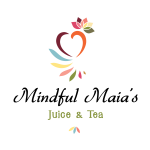 Mindful Maia's Juice & Tea Logo