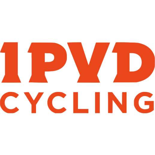 1 PVD Cycling Logo