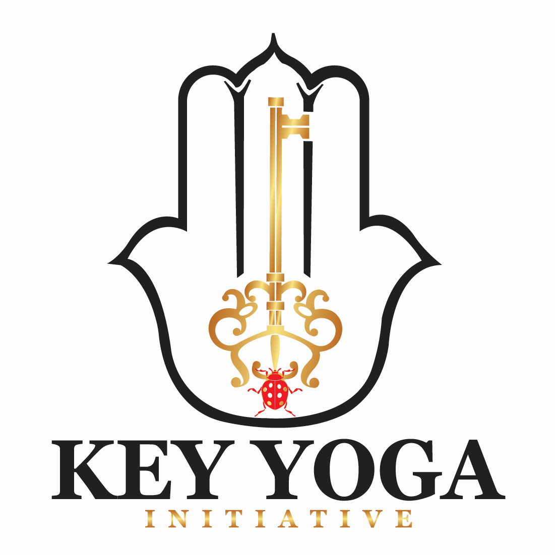 The Key Yoga and Wellness Initiative Logo