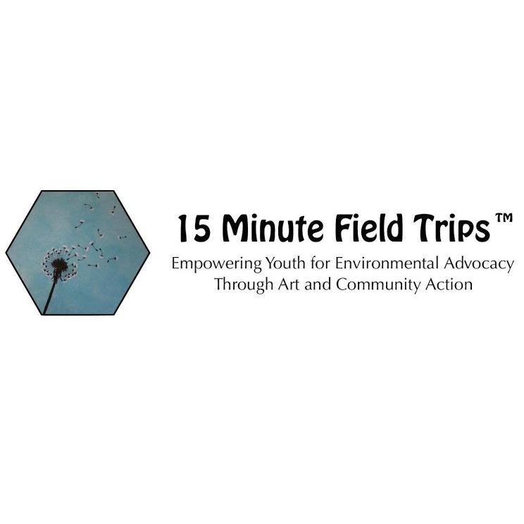 15 Minute Field Trips Logo