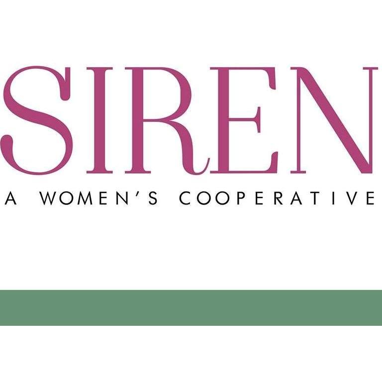 SIREN Women's Cooperative Logo